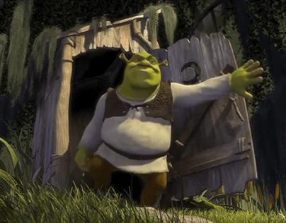 Shrek transition