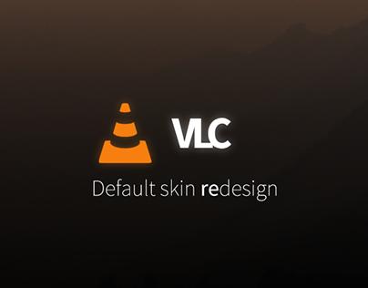 VLC default skin REdesign
