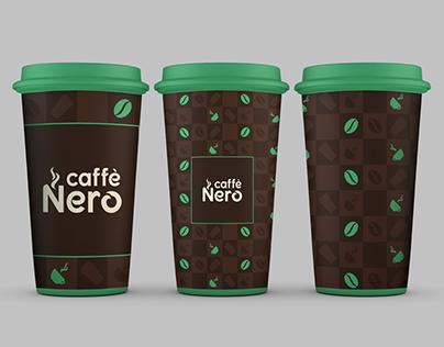Caffe Nero - rebranding