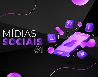 Social Media 1 | Mídias Sociais, Direção de Arte