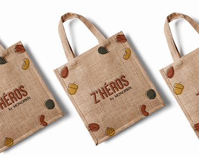 Z'Héros by Monoprix - Branding & advertising