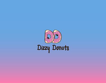 Dizzy donuts - Logo Design