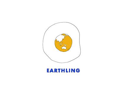 Earthling Cafe Illustrations