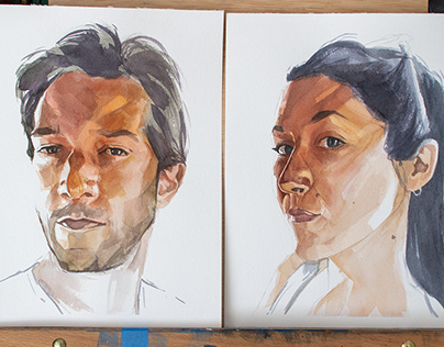 Couple of paintings