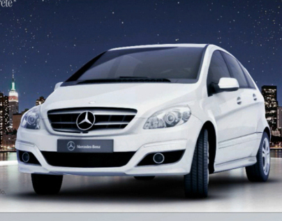 Mercedes-Benz - Classe C e B (varejo)