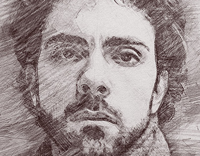 Pencil Sketch Photoshop Action