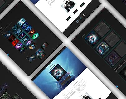Nihilaeth - Website Creation