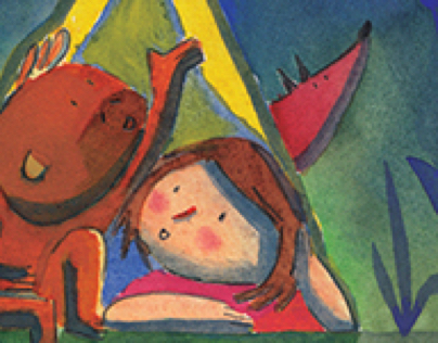 Amelia and Gigi - Picture Book