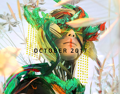 October 2017 Artworks