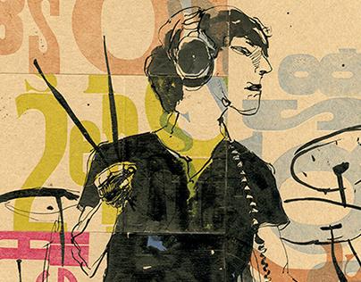 Letterpress Music