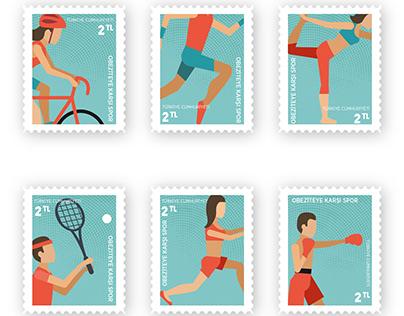 Stamp Design (Pul Tasarımı)