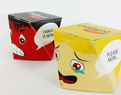 Childhood Memories | Packaging