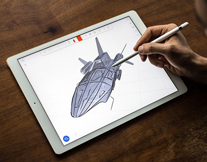 2015 iPad Pro Launch Design