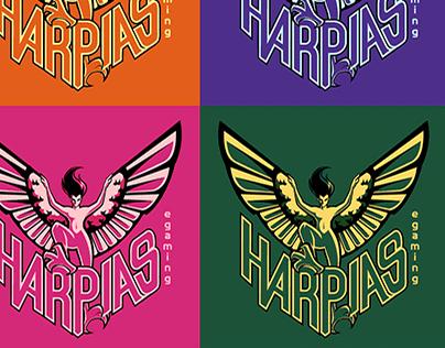 Harpias egaming Logo