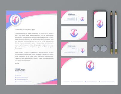 Designed Branding for Mothercare