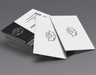 Business card and logo for the photographer
