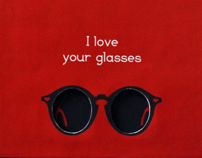 Love Your Glasses Russian Red 35