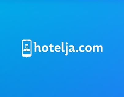 hotelja.com - Branding