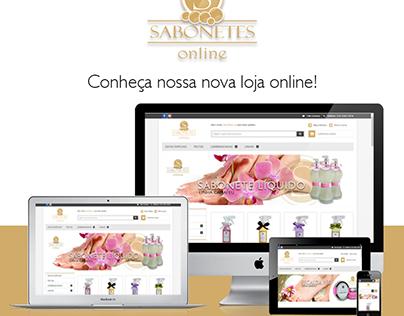 Banner Site - Sabonetes Online
