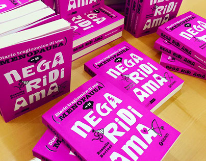 Libro Nega Ridi Ama, R. Boriosi - Giunti Editore