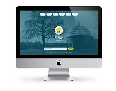 Website - Friends of Island Gardens
