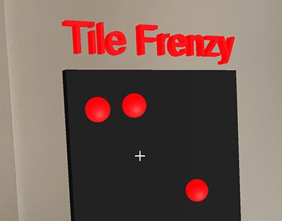 Tile Frenzy AR - Augmented reality shooting range