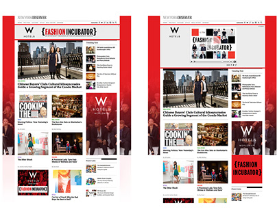 Digital advertising & promotions