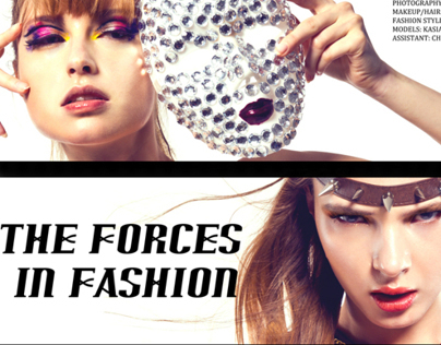 The Forces in Fashion