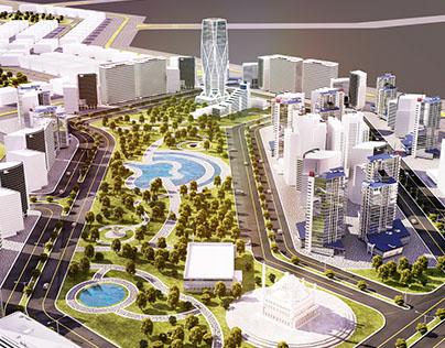 Valley Of Technology Urbanism