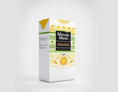 Packaging Design : Drink Carton Design