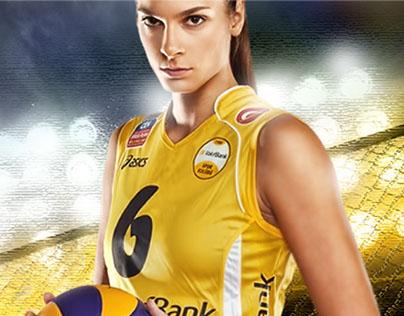 vakifbank volleyball team