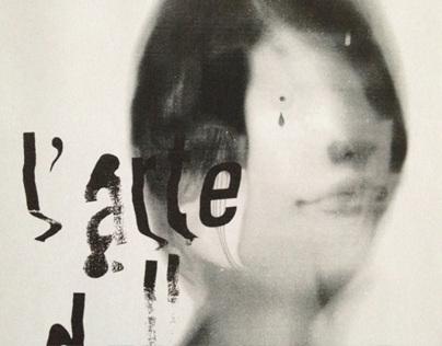 The Art of Fugue - Theatre Poster.