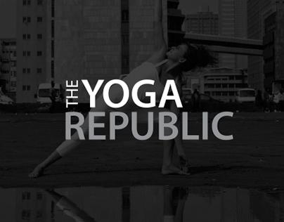 The Yoga Republic - Brand CI