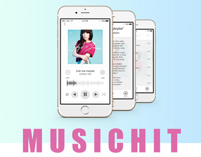 MUSICHIT music player