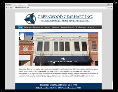 Greenwood Gearhart (Redesign)