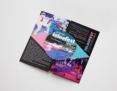 Igloofest à la montagne - Brochure