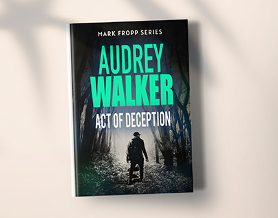 Audrey Walker - Book Cover Design