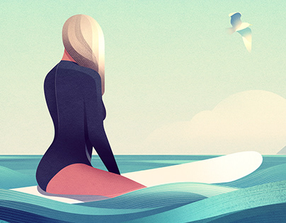 Surf - Personal work