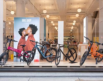 The Bike Shop - Selfridges London