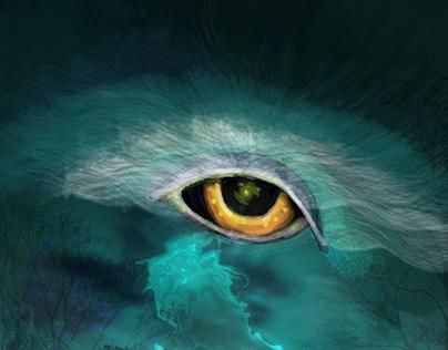 eye of the night