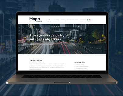 Mapa Capital (Website)