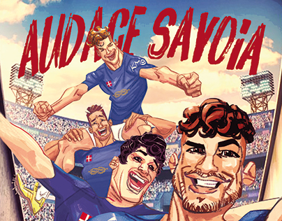 Audace Savoia [Comic Book]