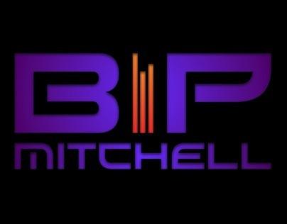 DJ Logo - Bip Mitchell