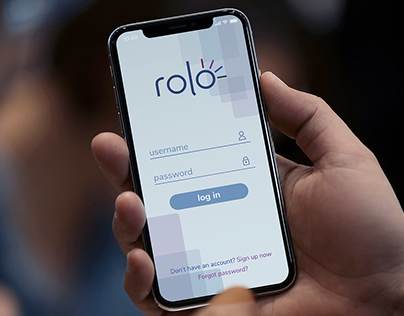 Rolo Business Card App - SCAD Group Project
