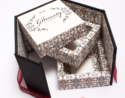 Beryl's Chocolate Packaging Design