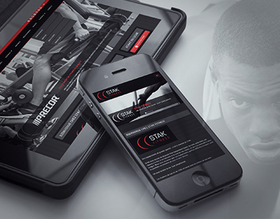 Fitness Provider Web Design