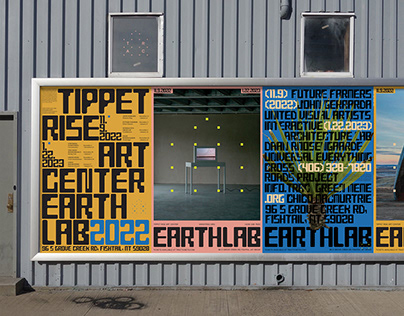 Tippet Rise Art Center Rebrand