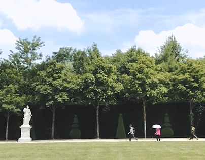 Postcards from Versailles (and Ladurée) #03