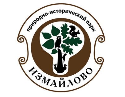 "emblem for park ""izmajlovo"""