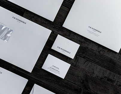F.M. Hämmerle – Corporate Design
